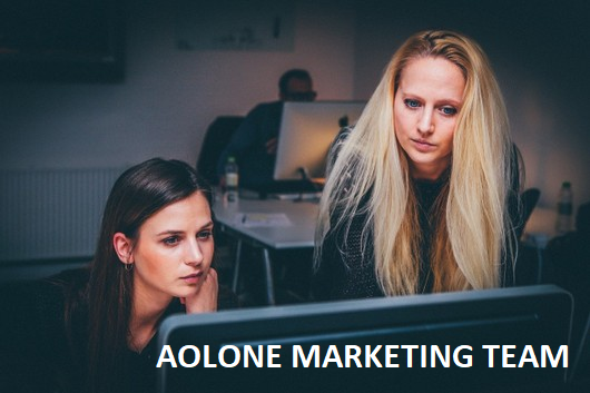 AOLONE EXPERTS TEAM IN DIGITAL